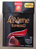 Cápsulas Marcilla compatibles con Nespresso