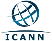 logo ICANN (Internet Corporation for Assigned Names and Numbers)